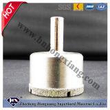 Сверла диаманта покрытые для отверстия стекла/диаманта увидели, керамическая плитка, стекло, гранит, мрамор