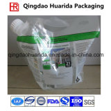De plastic Zak van het Spuiten van de Aluminiumfolie voor Olie/Water/Detergens/Vloeistof
