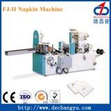 La certificación CE FJ II Máquina de servilleta de papel de impresión a color