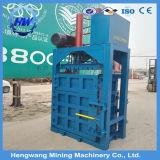 Máquina de la prensa del desecho del envase del papel de aluminio