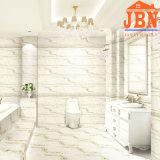 Tuile en céramique blanche de mur de salle de bains glacée par D.C.A. de pente (2-BM63554)