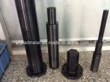 Schwarze Oxid-Teile, hohe Präzision CNC-Teil