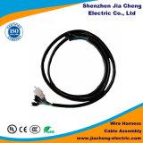 Chicote de fios preto personalizado ODM do fio do cabo do OEM para o auto acessório