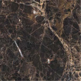 Коричневый цвет из темного мрамора Эмперадор мрамора тип обеденный стол мрамора