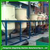 Schlüsselfertige Basis-grobes Cottonöl-Raffinierungs-Gerät