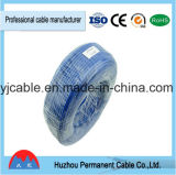 Los nuevos materiales de PVC Cooper nuevos materiales de la categoría 6 Cable Ethernet de 4 pares