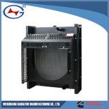 6bt 물 냉각 방열기 발전기 방열기 구리 방열기 알루미늄 방열기