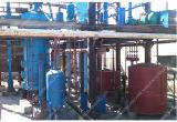 Torta de girasol el disolvente de extracción de aceite