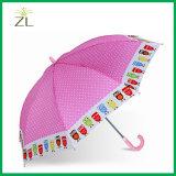 カスタムプリント傘のマンガのキャラクタの傘の安い子供の傘