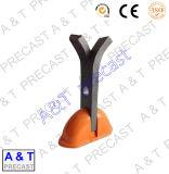 Gli accessori di sollevamento concreti pilotano l'ancoraggio con l'incavo di gomma precedente