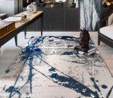 A máquina quente da venda fêz o tapete de Wilton da abstração do poliéster