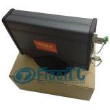 Подгонянная желтая коробка кабеля старта режима OTDR Singel