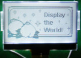 128X64 LCD Display Module Preis mit LED Light und Controller