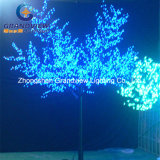 Для использования вне помещений LED искусственного Черри Блоссом дерева