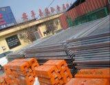 China-Fabrik-temporärer Maschendraht-Zaun