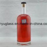 Xo стеклянных бутылок вина, спиртные напитки стеклянных бутылок для алкогольных напитков