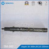 SM300 기초 기술설계를 위한 유압 크롤러 교련 의장