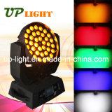 36*15W 5in1 RGBWA 급상승 도매 LED 단계 이동하는 헤드