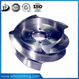 Soem-Messing/Kupfer-/Bronze-CNC-maschinell bearbeitenteile mit CNC-Metalldem aufbereiten