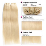 613 Color 100% Human Remy Hair Weaving Extensions