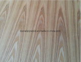 madera contrachapada del álamo de 3m m con la chapa de lujo directo de la fábrica de Linyi