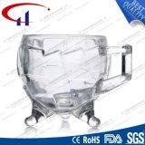 100ml Transparente taza del vidrio de la taza de café (CHM8162)