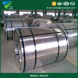 Bobine en acier galvanisée qualité de perfection d'épaisseur de 0.2 à de 1.2mm