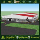 중국은 조립식으로 만들었다 강철 프레임 창고 건축 비용 (LS-SS-212)를