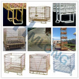 Metall Galvanized Storage Cage für Warehouse