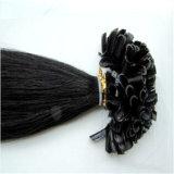 卸し売り前担保付きの毛の拡張ブラジルのRemyの毛をUひっくり返しなさい