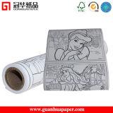SGS boa qualidade offset Personalizado Papel de desenho