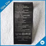 أسود خلفيّة فضة طقم الحروف طباعة غسل علامة مميّزة/عناية علامة مميّزة/رئيسيّة تعليم علامة مميّزة