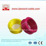 Fio de cobre elétrico elétrico da bainha do PVC do ISO (1.5 2.5 4 6 10 Sqmm)