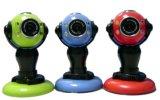 Webcam/PC Camera Driverless met Microfoon en LEIDENE Lichten