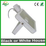 Новый стиль 50W белого или черного цвета датчика Светодиодный прожектор