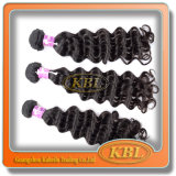 컬의 7A 브라질 Hair Extensions의 Hold