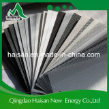 3% de transparence La meilleure qualité écran solaire en fibre de verre à rouleaux aveugle Tissus solaires pour décoration intérieure