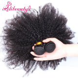 Hair Extension vierge Cambodian Human cheveux afro Kinky Curly