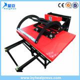 Machine manuelle à haute pression de transfert thermique de grand format (70X100cm)