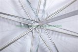 Gedruckte automatische Aluminiumgolf-Regenschirme mit Fiberglas-Rippen (GOL-0027AFA)