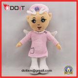 O mascote do Hospital promocional personalizado Doll Enfermeira Boneca de pelúcia