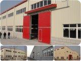 Estructura de Acero Galvanizado prefabricados Almacén con panel de pared tipo sándwich EPS