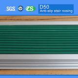 Flair antidérapant en aluminium de vente chaud de semelle d'escalier