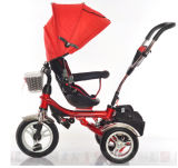 유모차, 1대의 세발자전거에 대하여 아기 세발자전거 4