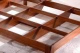 Кровати твердой деревянной кровати самомоднейшие двойные (M-X2255)