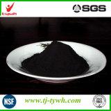 Уголь основал уголь для активированного угля Depuration воды воды после того как он напудрен