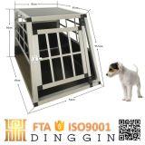 Casa de cão de alumínio aprovada da linha aérea