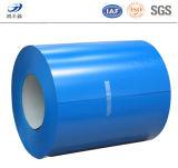 A cor do preço de fábrica revestiu a bobina de aço para o material de construção