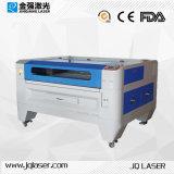Publicidad de la máquina Jq1390 del laser del CNC