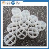 Bio- materiale di riempimento dell'elemento portante del PE di plastica per il trattamento di acque luride